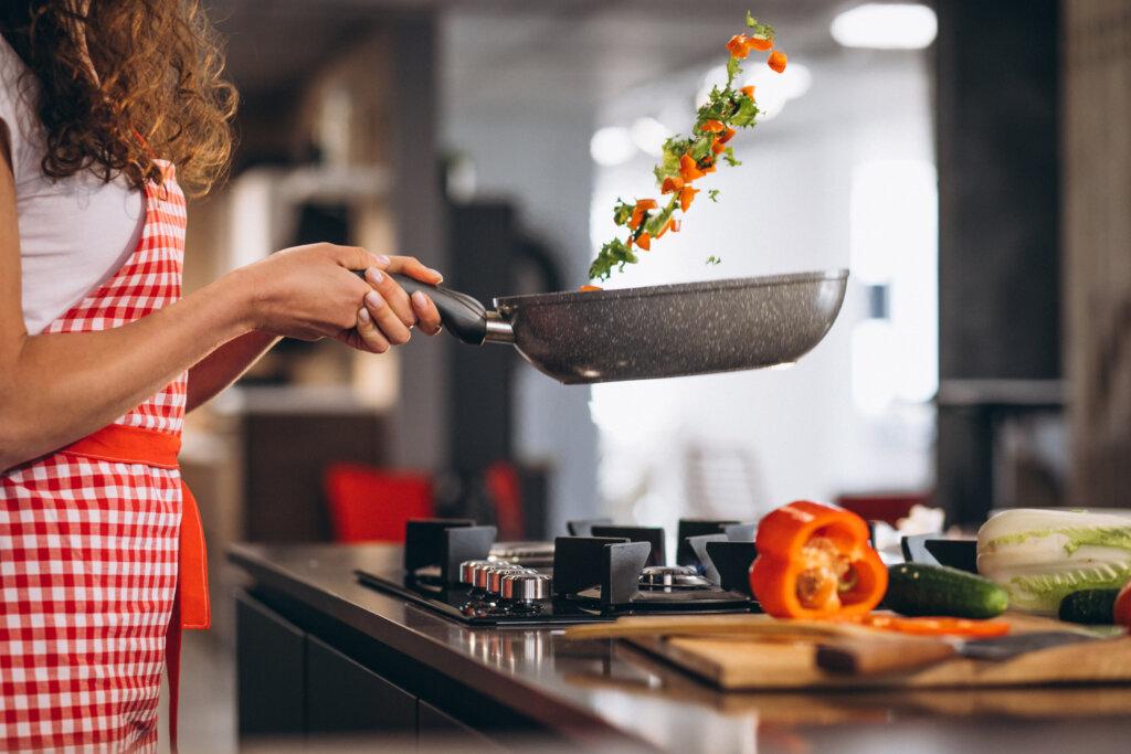 Kuvanje u vikendici